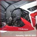 YAMAHA R1 - zestaw osłon