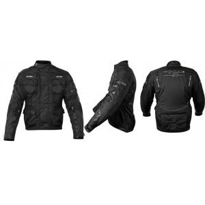 TSCHUL 750 - tekstylna męska - czarna