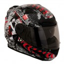 Kask CYBER US-100 - Lady red