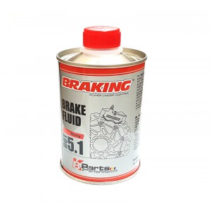 Braking - płyn hamulcowy DOT5.1