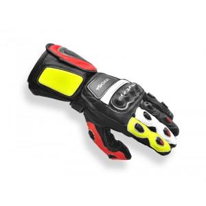 rękawice TSCHUL 285 fluo-czerwone