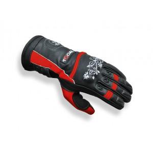 TSCHUL 301 rękawice damskie - czerwone