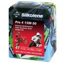 SILKOLENE Pro 4 15W-50 XP 4T 4l