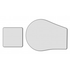 Folia zegary - KTM 1290